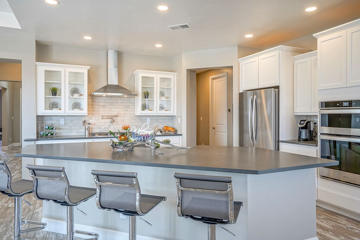Kitchen featured in The Audrey II By Abrazo Homes in Albuquerque, NM