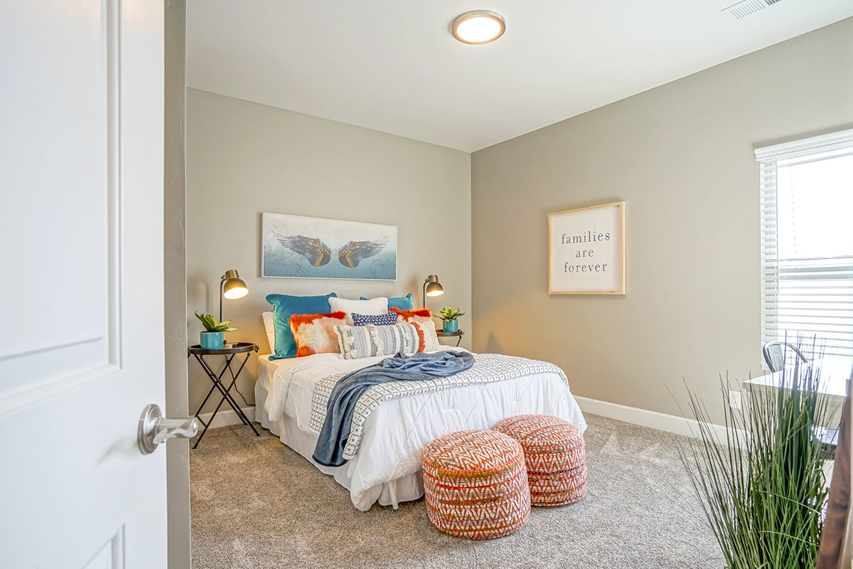 Bedroom featured in The Audrey II By Abrazo Homes in Albuquerque, NM