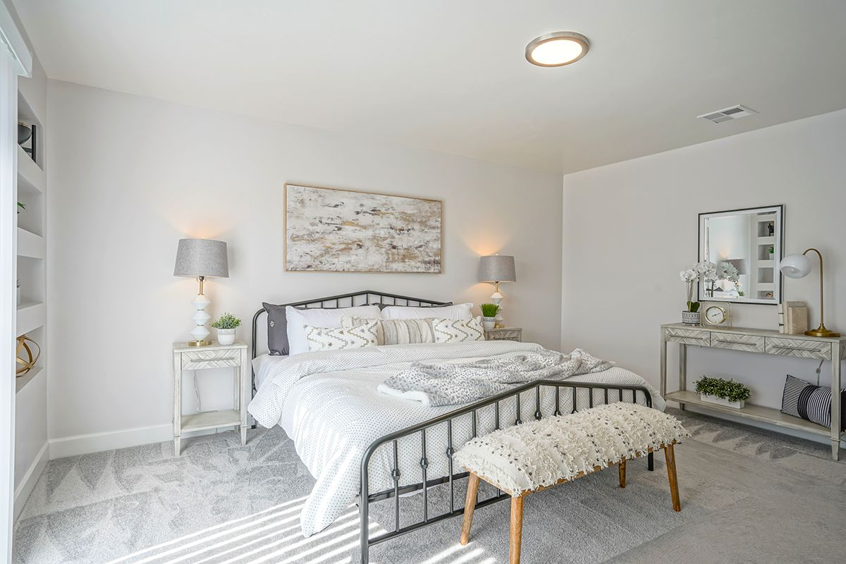 Bedroom featured in the Loreto By Abrazo Homes in Albuquerque, NM
