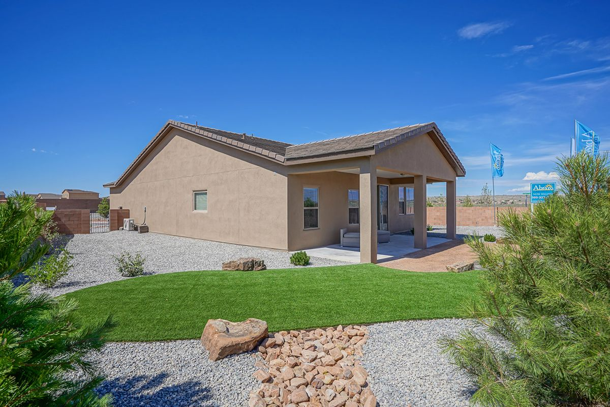 Exterior featured in The Selena By Abrazo Homes in Albuquerque, NM