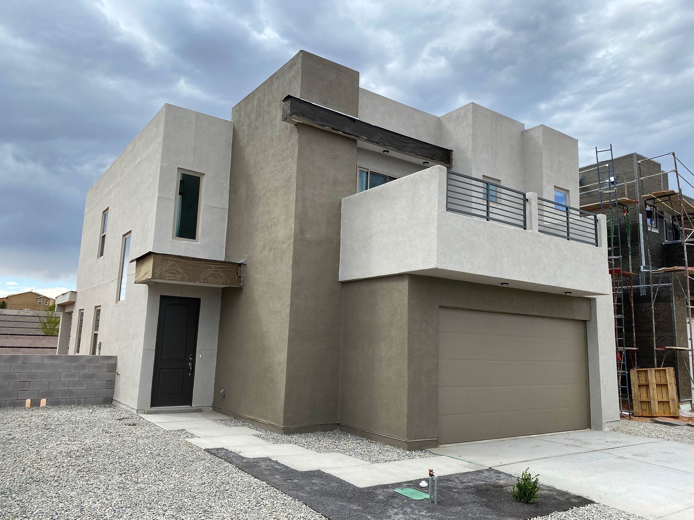 Exterior featured in the Loreto By Abrazo Homes in Albuquerque, NM