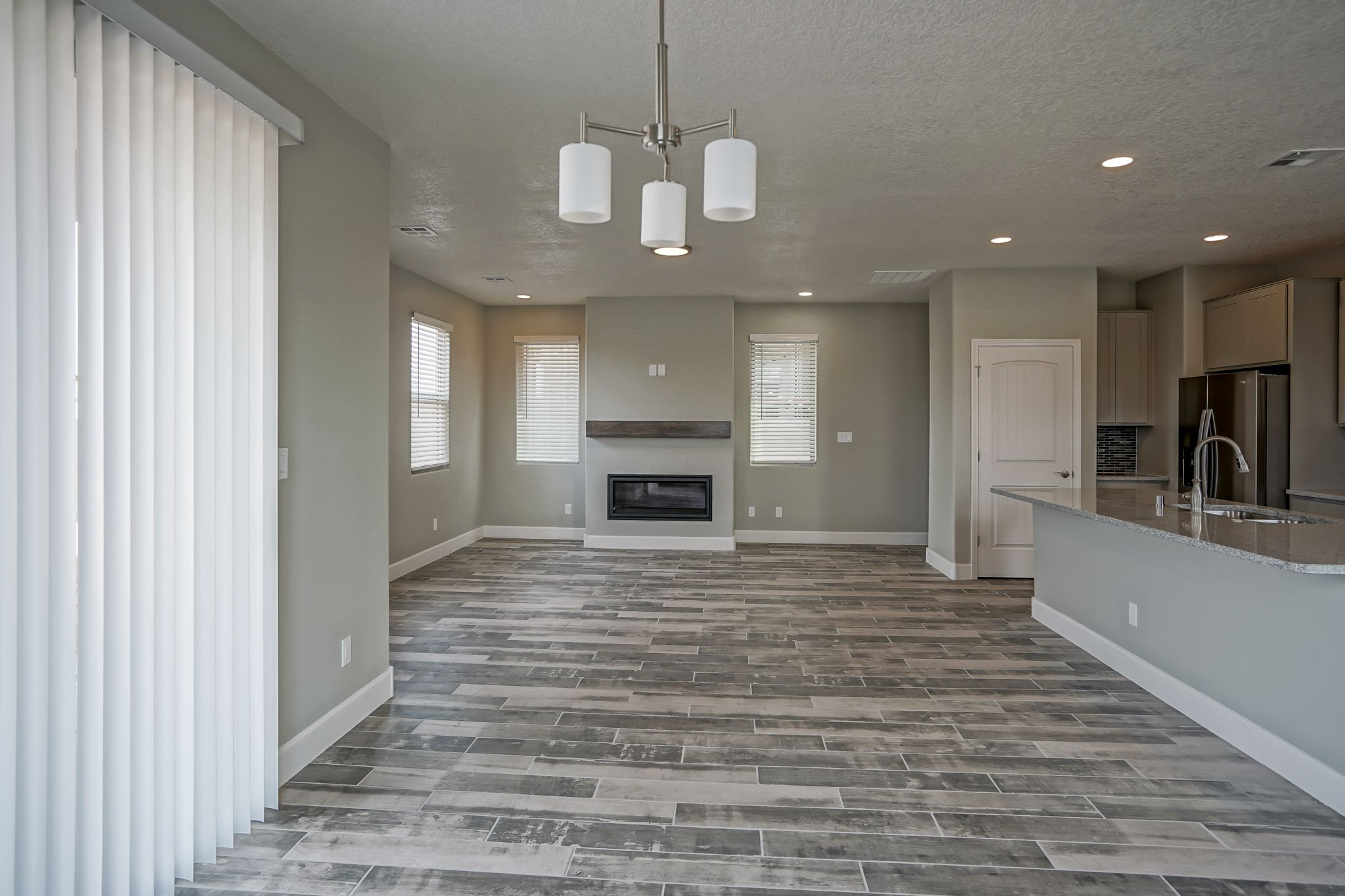Living Area featured in the Loreto By Abrazo Homes in Albuquerque, NM
