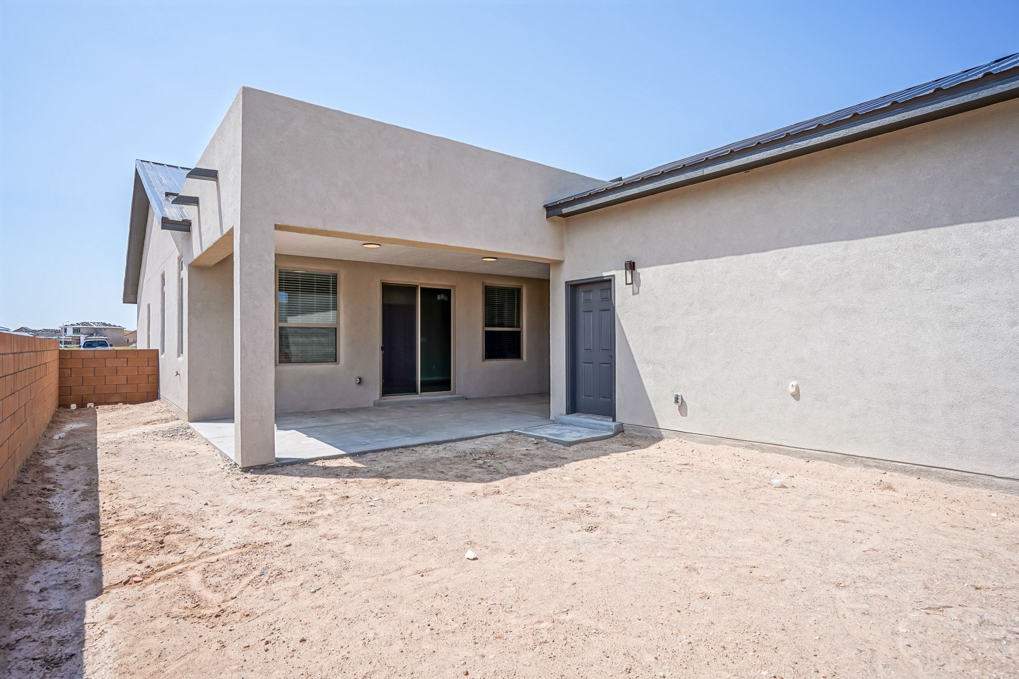 Exterior featured in The Pilsner By Abrazo Homes in Albuquerque, NM
