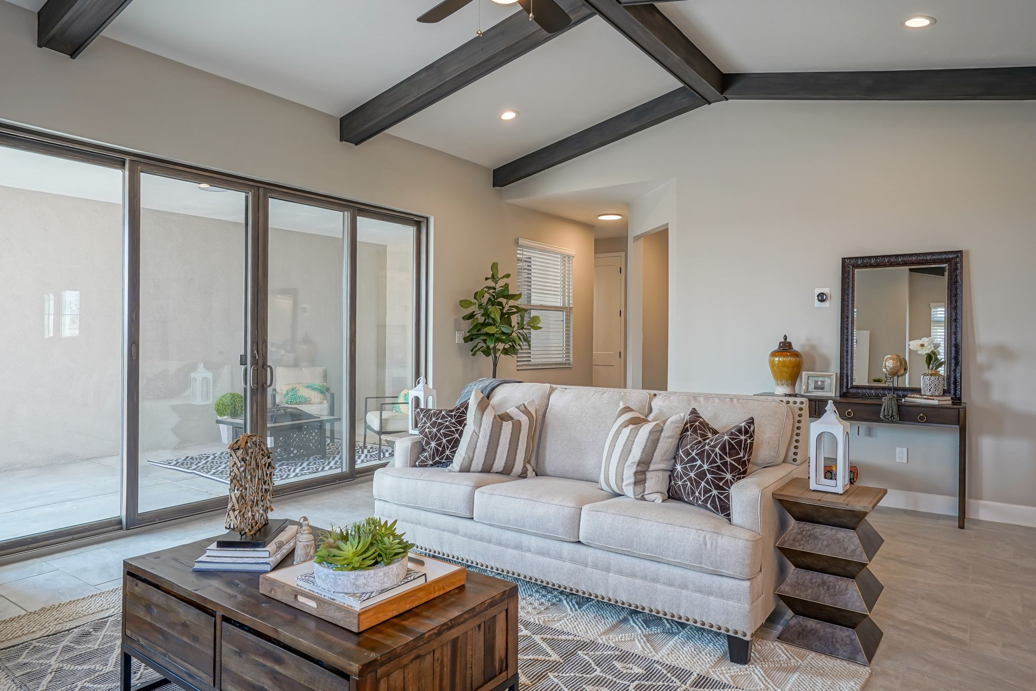 Living Area featured in The Stout By Abrazo Homes in Albuquerque, NM