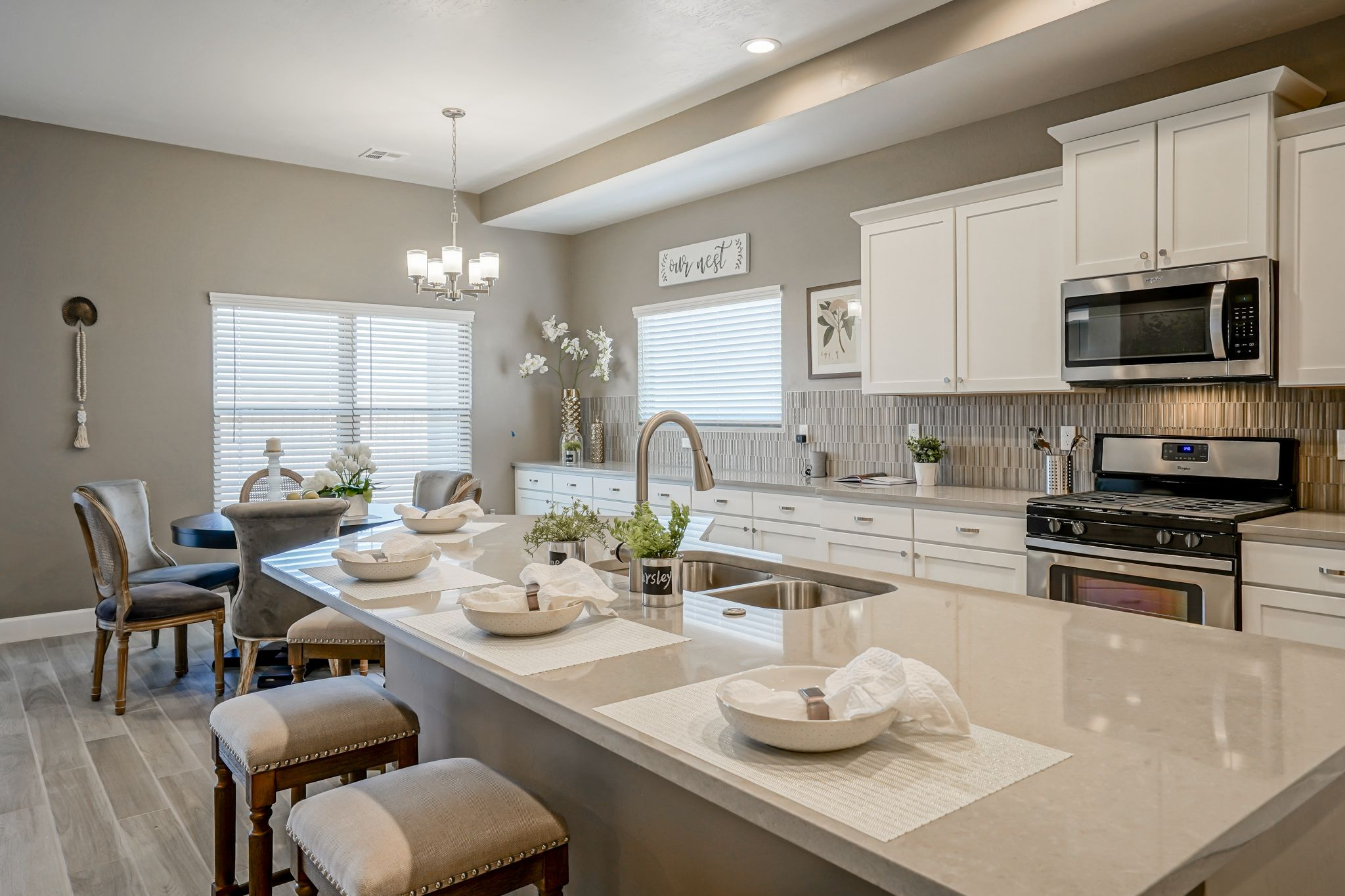 Kitchen featured in The Jane By Abrazo Homes in Albuquerque, NM