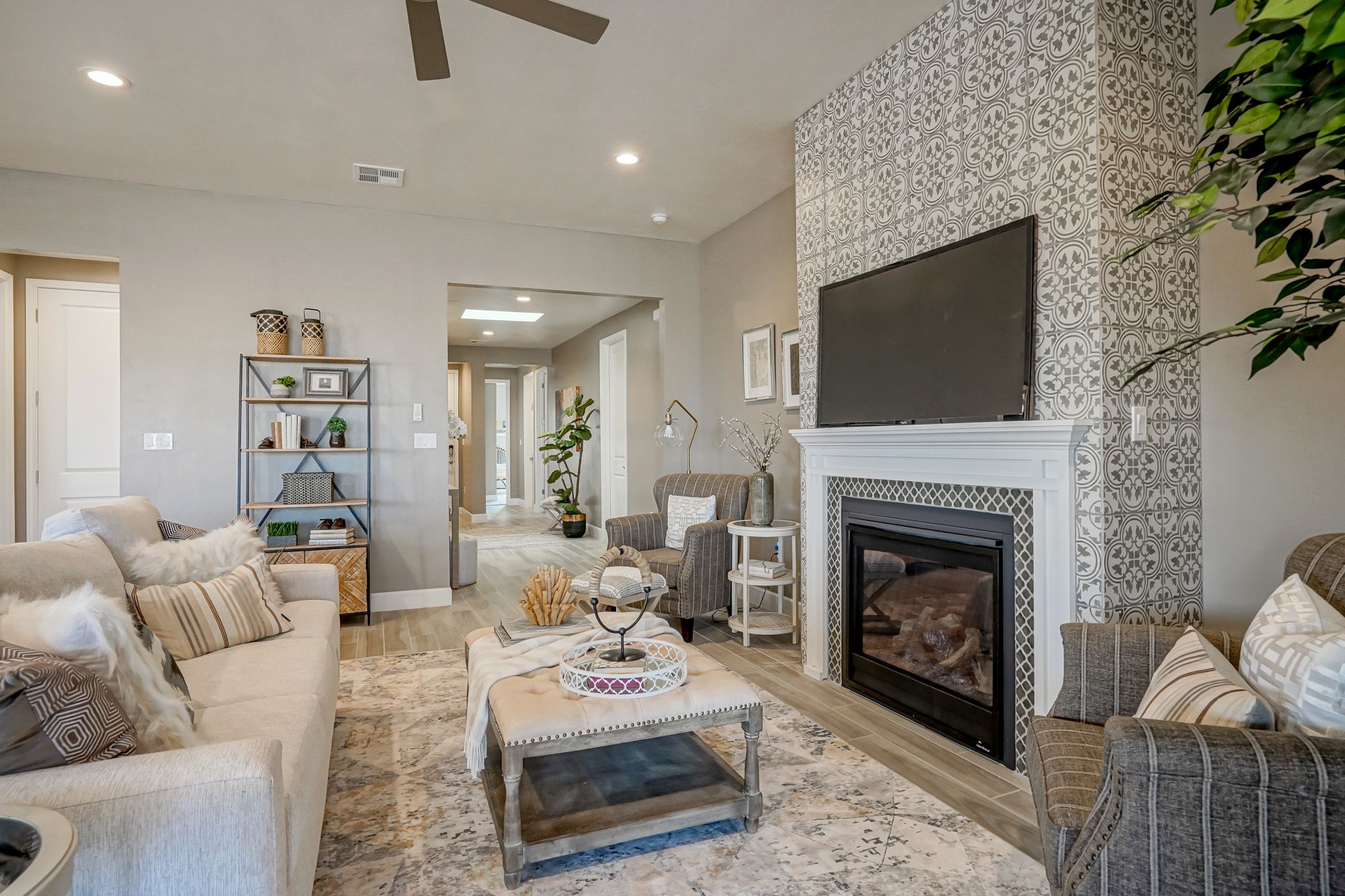 Living Area featured in The Jane By Abrazo Homes in Albuquerque, NM