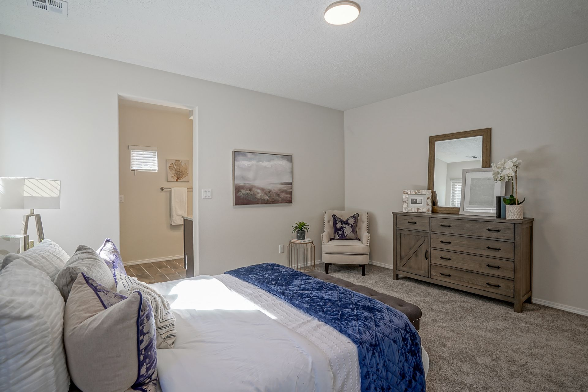Bedroom featured in The IPA By Abrazo Homes in Albuquerque, NM