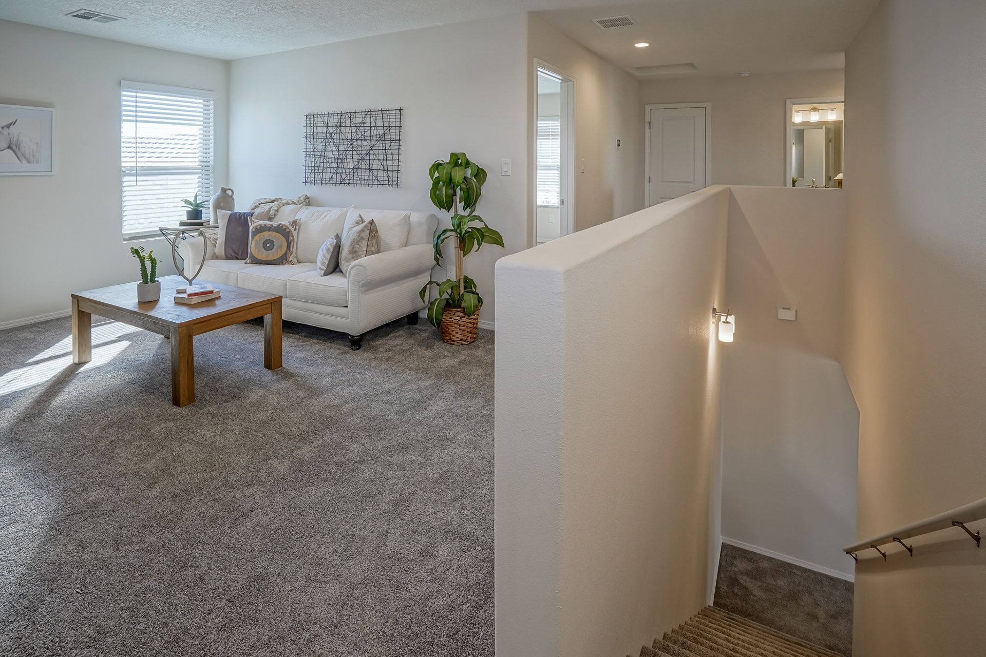 Living Area featured in The IPA By Abrazo Homes in Albuquerque, NM