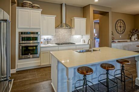 Kitchen-in-The Victoria-at-Mariposa-in-Rio Rancho