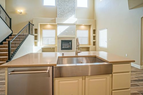 Kitchen-in-The Coco-at-Desert Ridge-in-Albuquerque