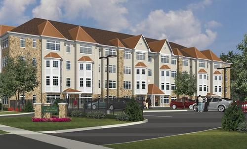 Parkline Condominium (The) by Absolute Construction in Union County New Jersey
