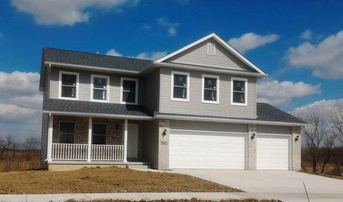 Lake Porter Counties in Merrillville IN New Homes Floor Plans – Accent Homes Floor Plans