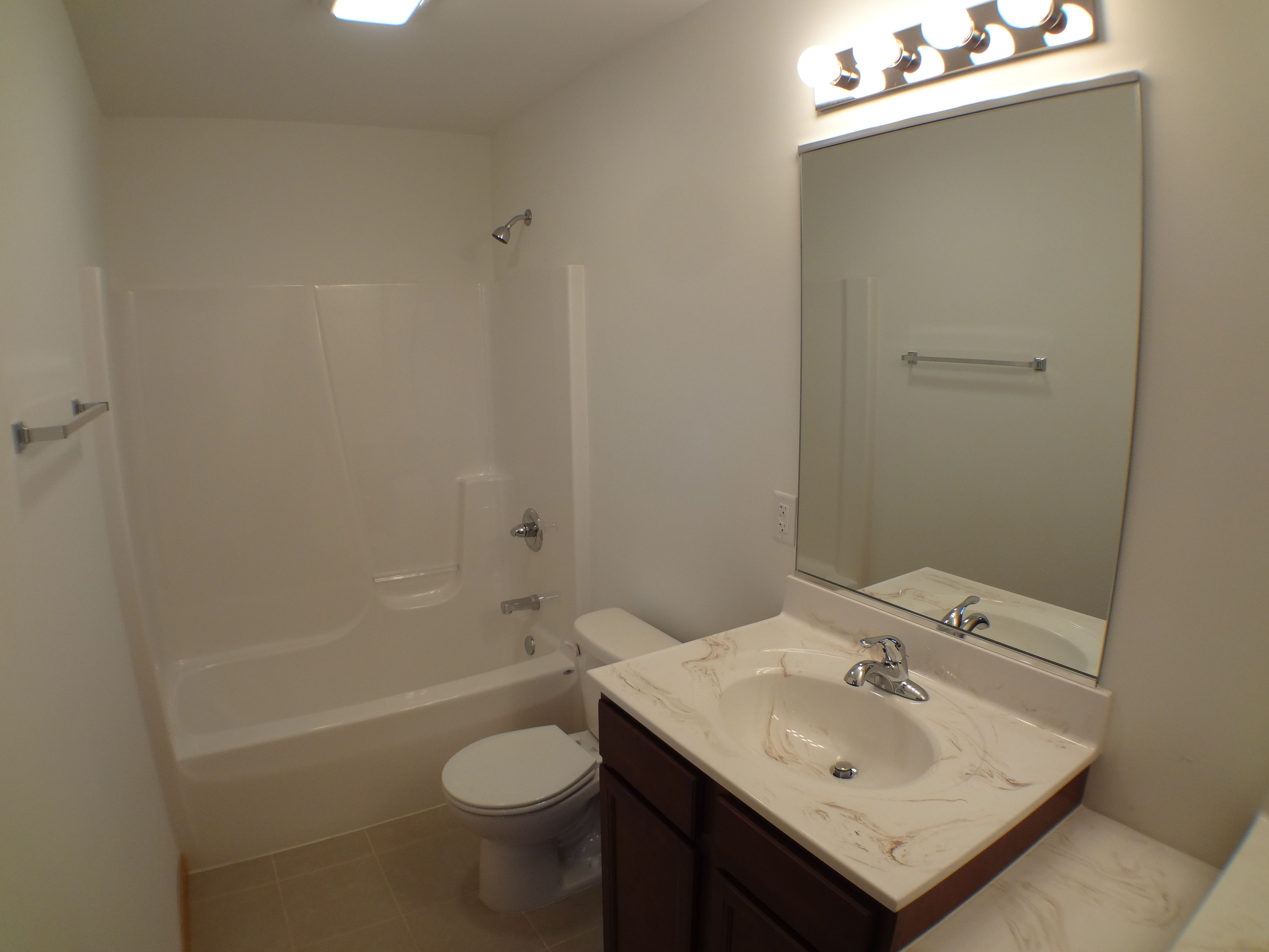 Bathroom featured in the Amhurst III By Accent Homes Inc. in Gary, IN