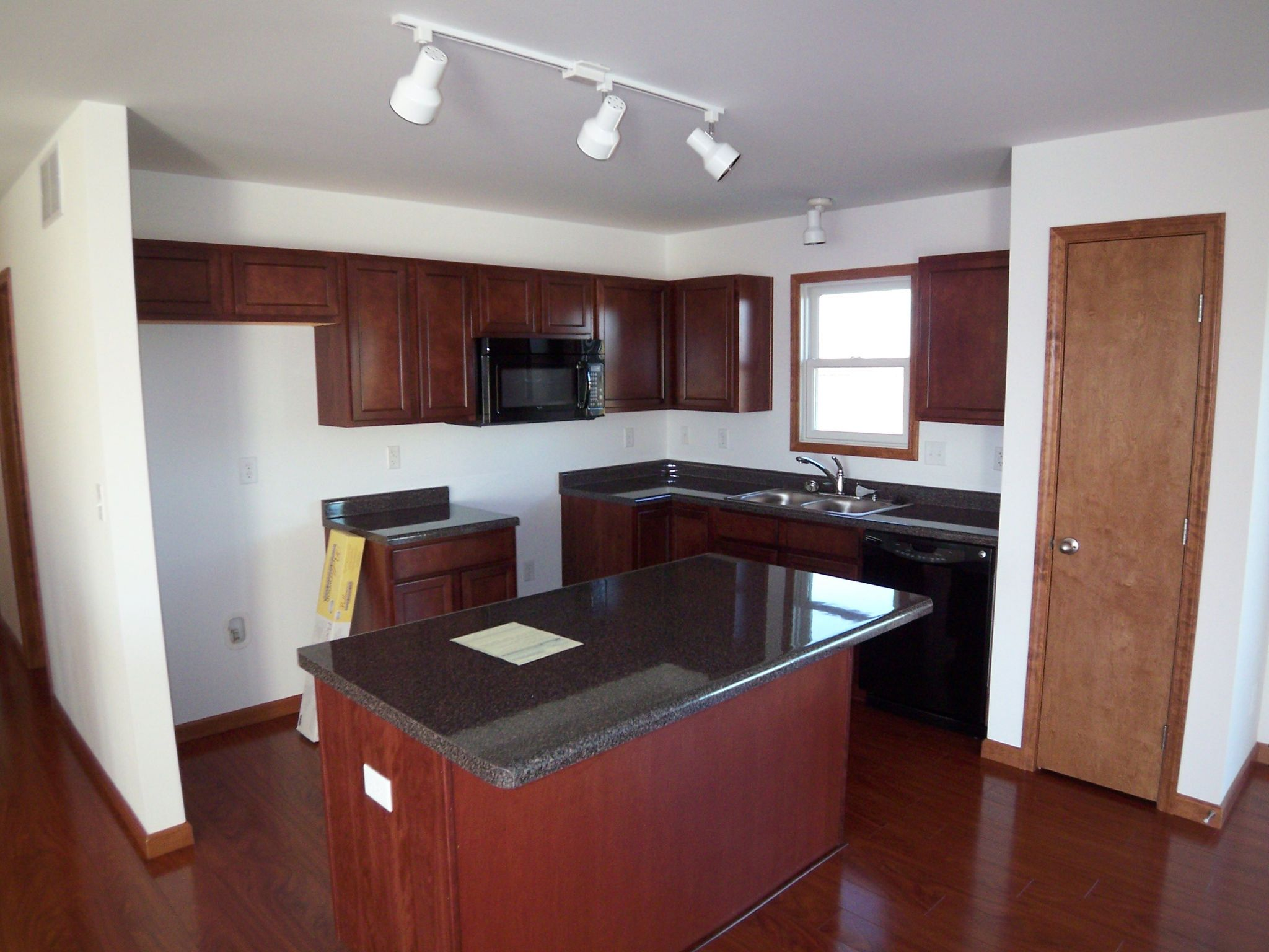 Kitchen featured in the Barrington By Accent Homes Inc. in Gary, IN