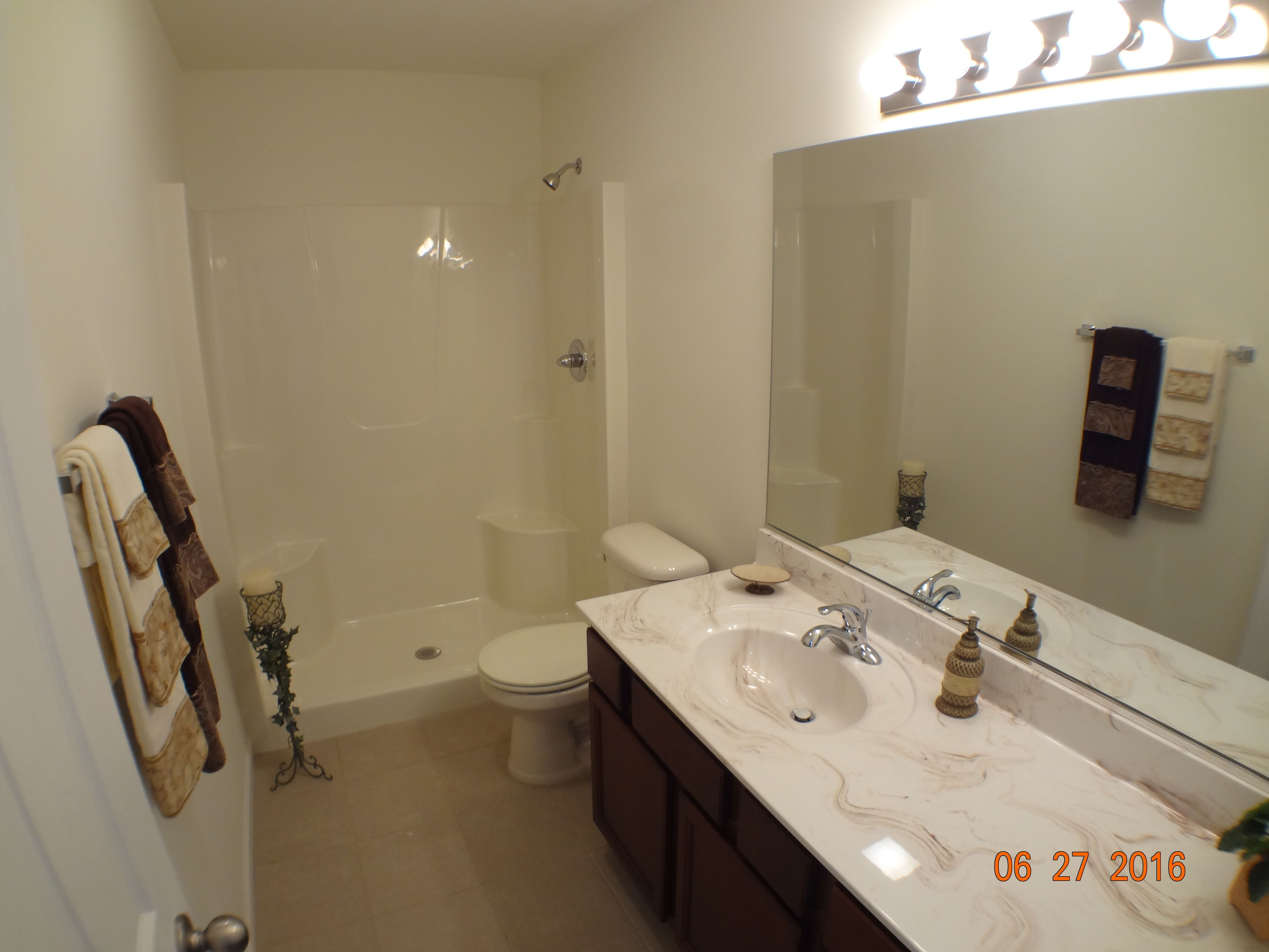 Bathroom featured in the Cheyenne II By Accent Homes Inc. in Gary, IN