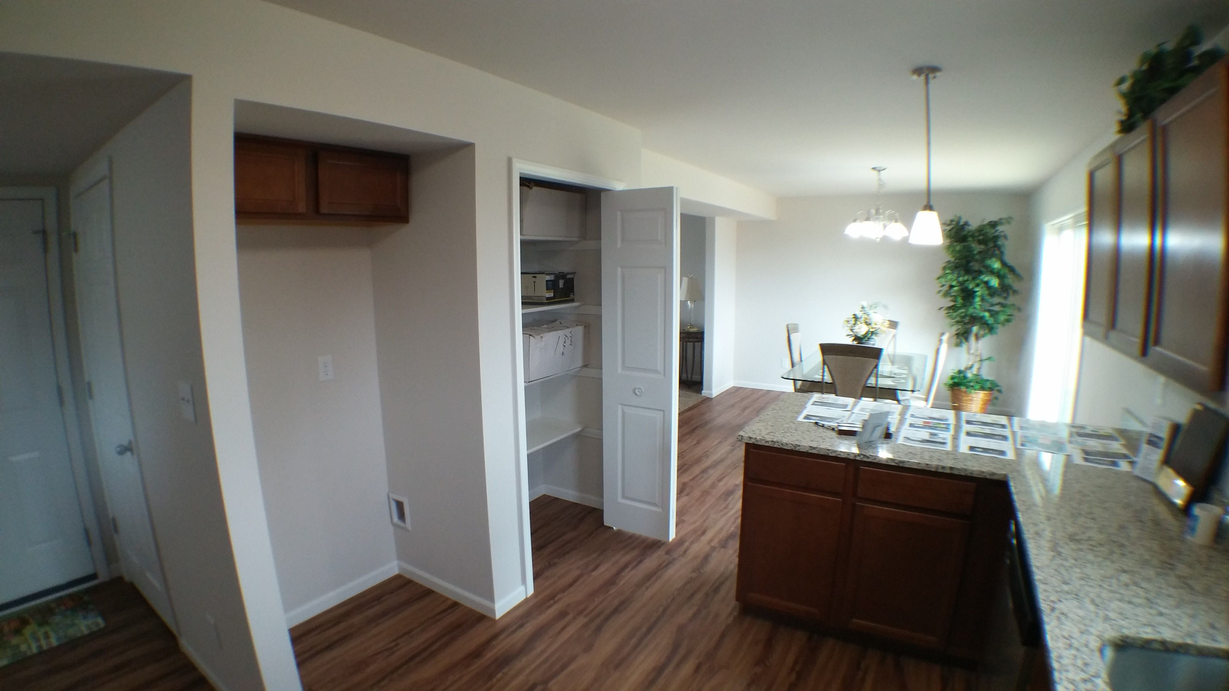 Kitchen featured in the Irvington By Accent Homes Inc. in Gary, IN