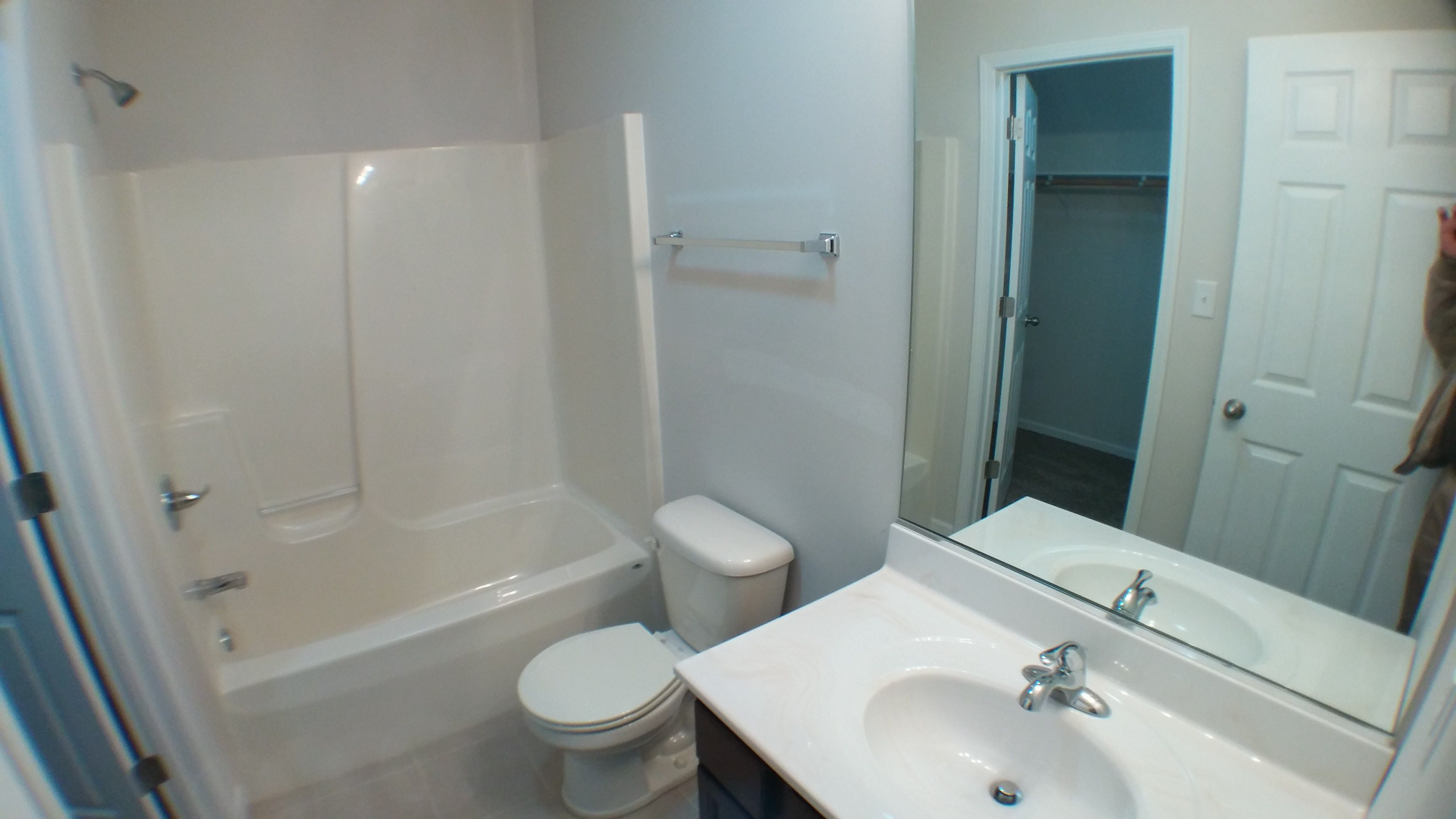 Bathroom featured in the Lexington II By Accent Homes Inc. in Gary, IN