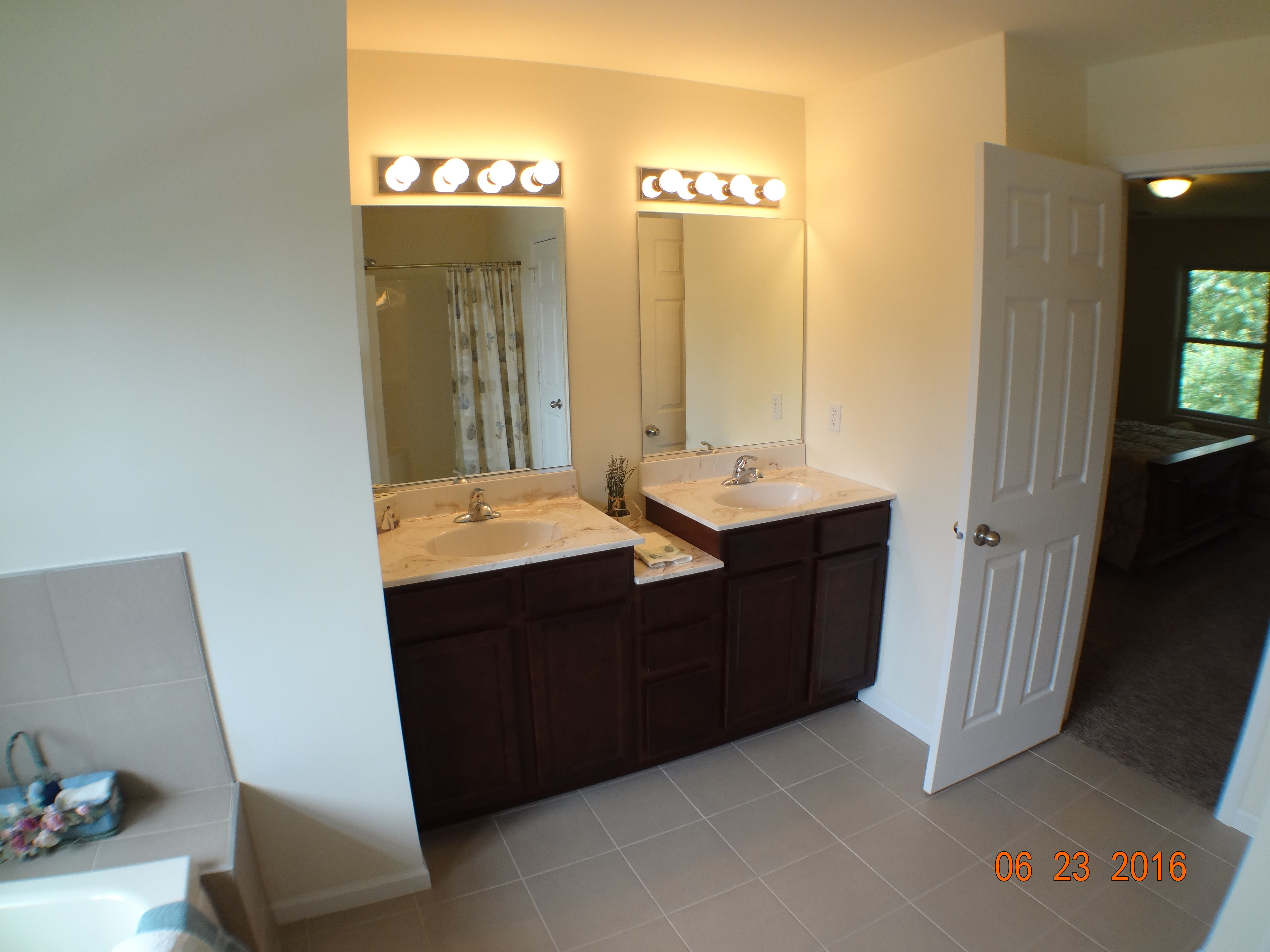 Bathroom featured in the Linden By Accent Homes Inc. in Gary, IN