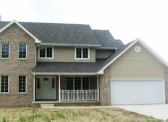 Linden B - Lake and Porter Counties: Merrillville, Indiana - Accent Homes Inc.