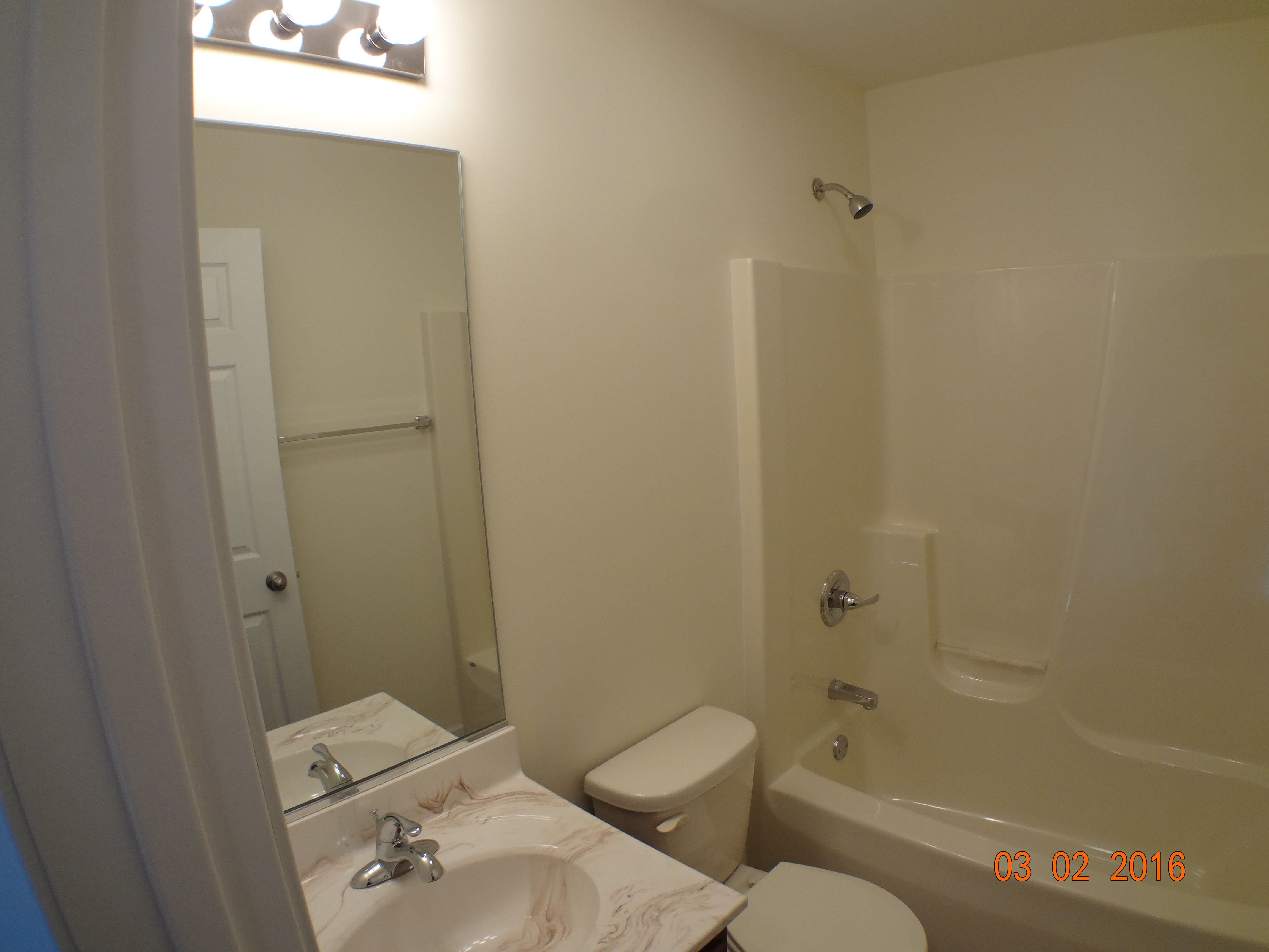 Bathroom featured in the Auburn II By Accent Homes Inc. in Gary, IN