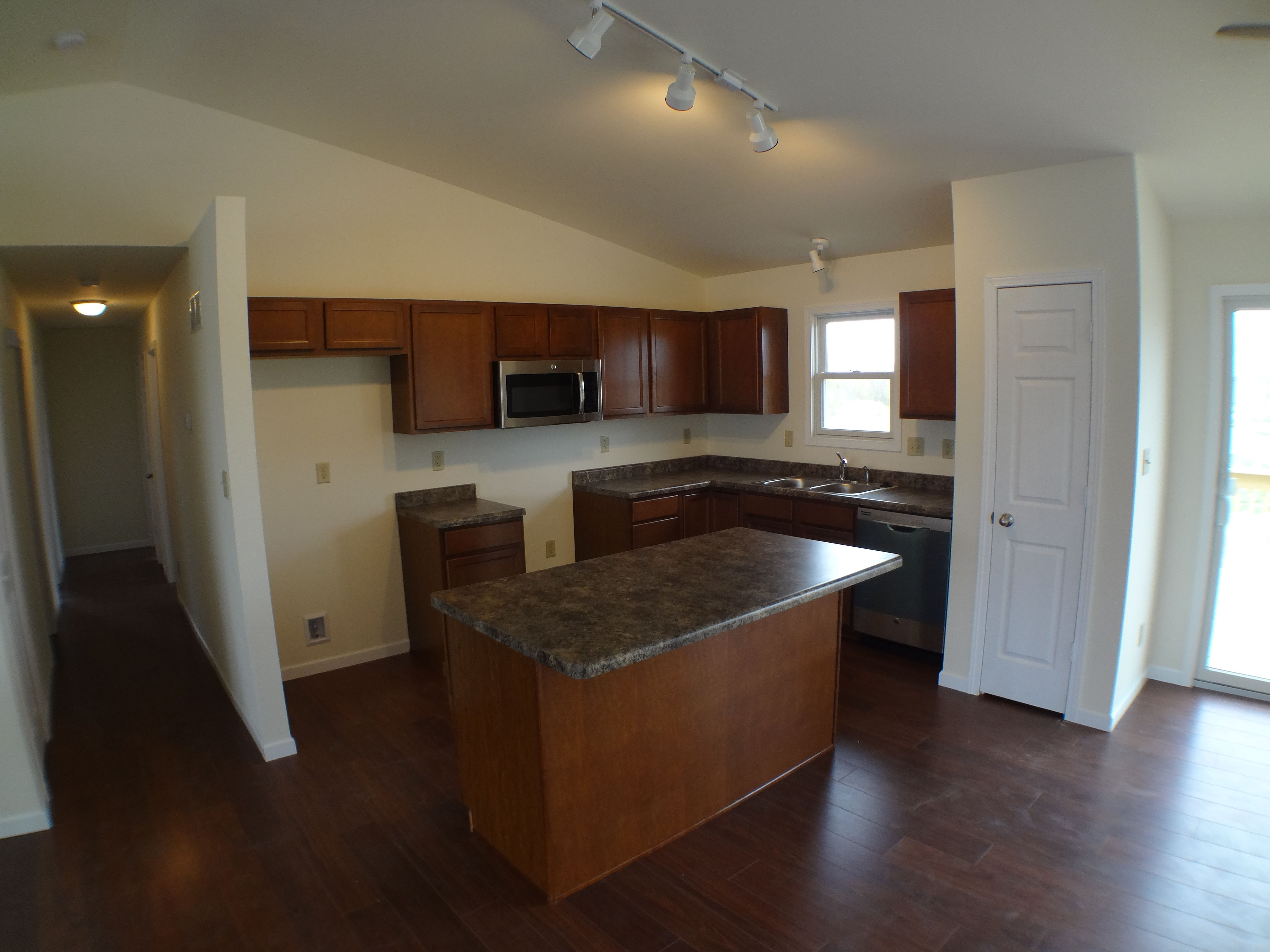 Kitchen featured in the Parkwood By Accent Homes Inc. in Gary, IN