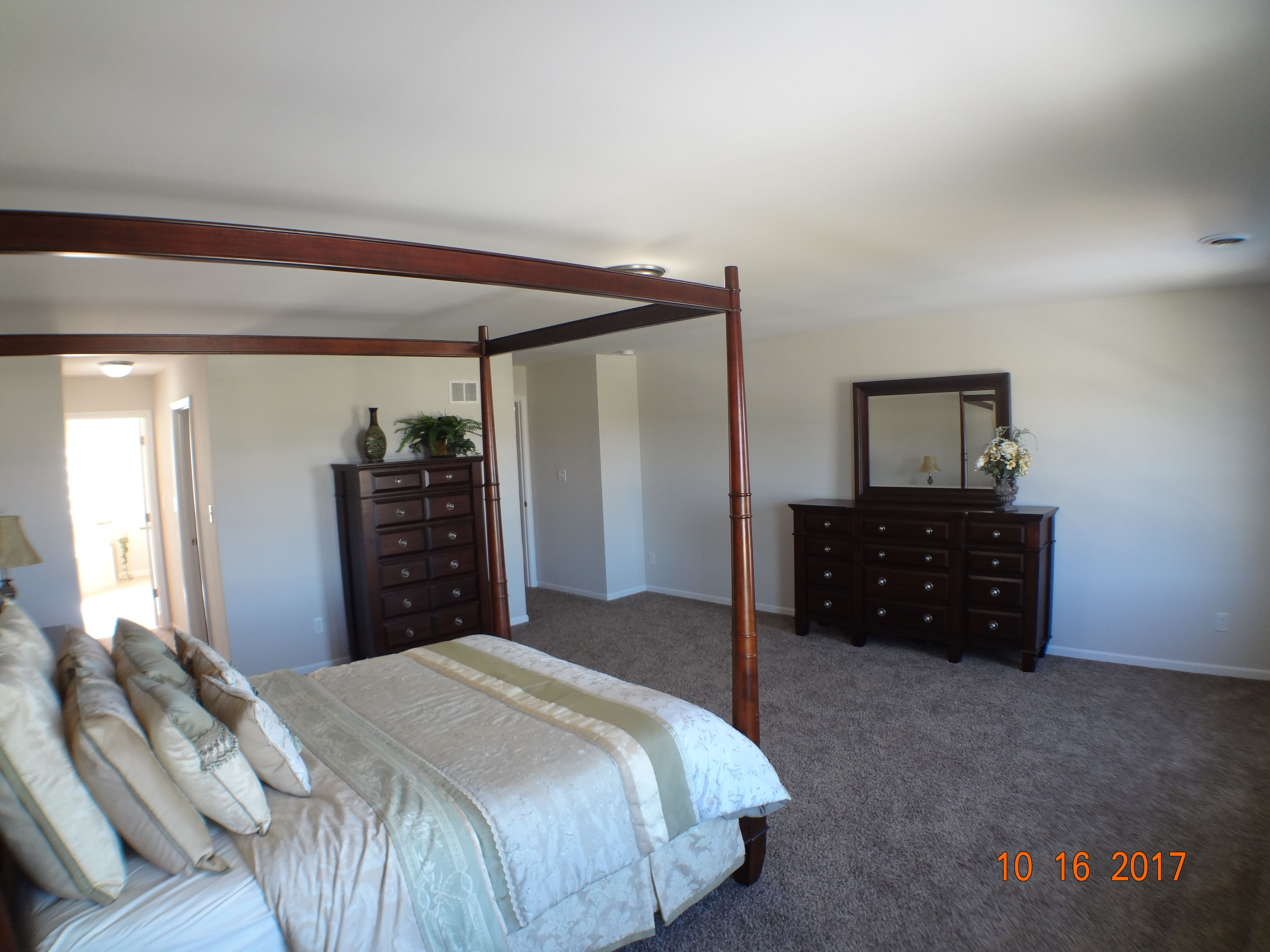 Bedroom featured in the Smithport By Accent Homes Inc. in Gary, IN