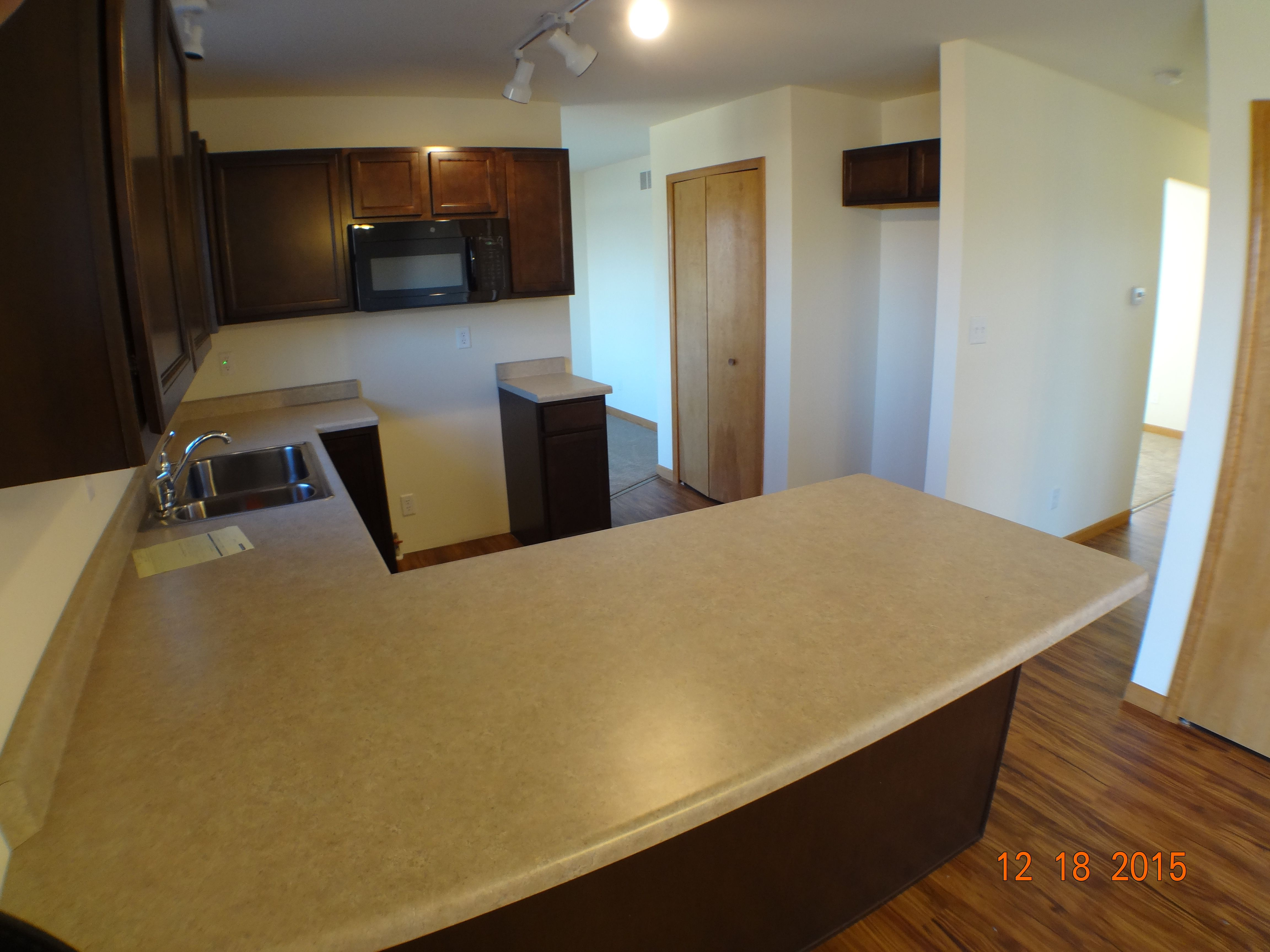 Kitchen featured in the Reynolds By Accent Homes Inc. in Gary, IN