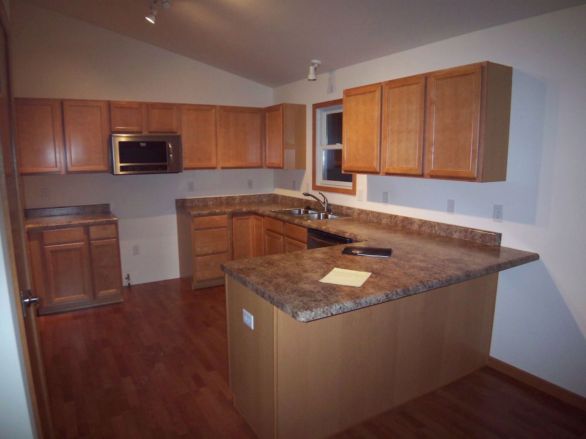 Kitchen featured in the Wellington By Accent Homes Inc. in Gary, IN