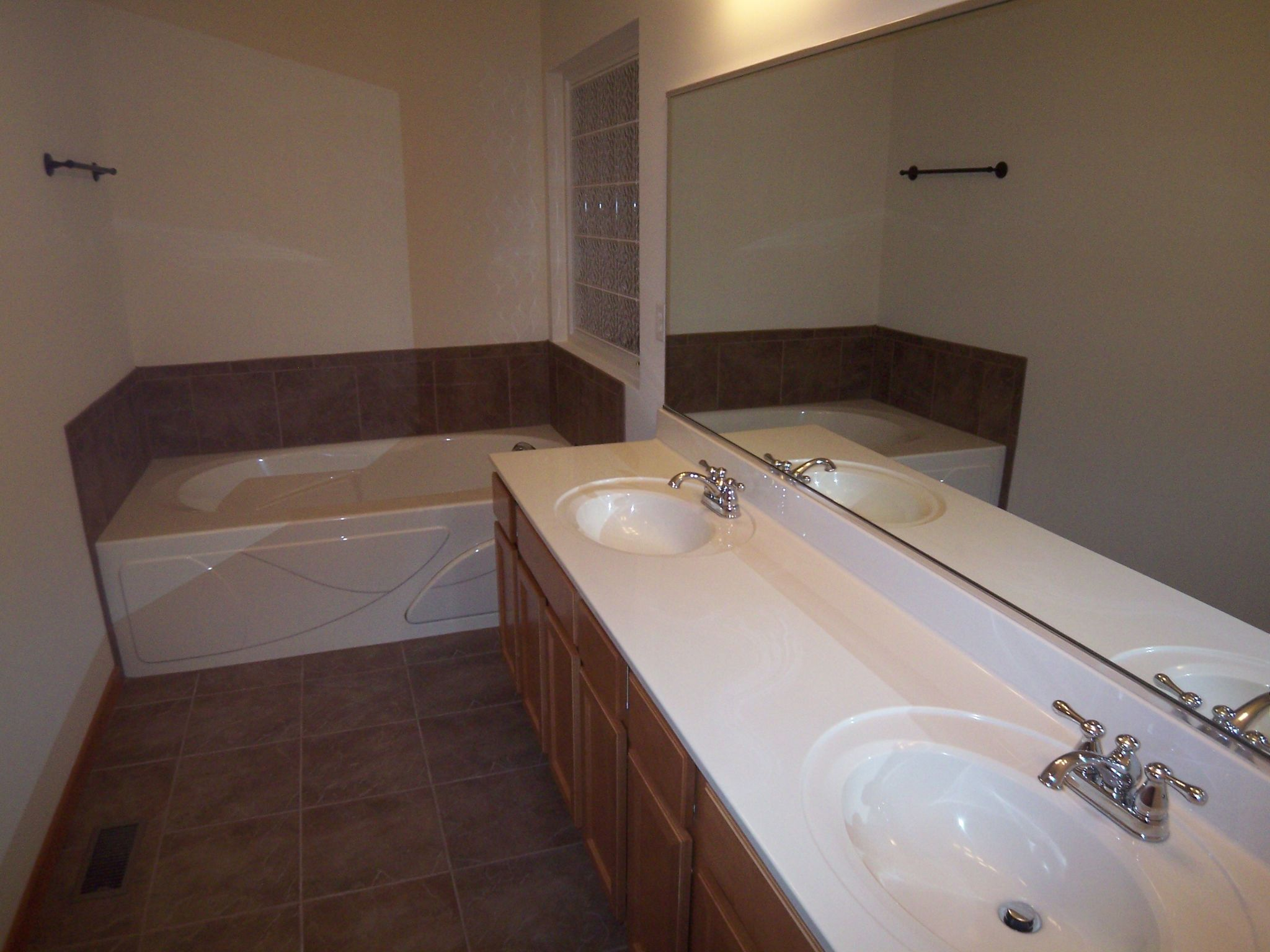 Bathroom featured in the Wellington By Accent Homes Inc. in Gary, IN