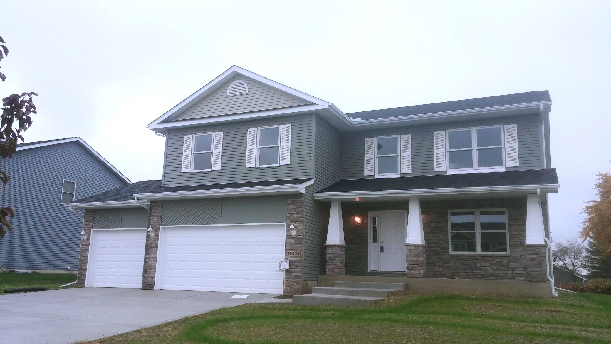 'Monestary Woods' by Accent Homes Inc.-Gary, IN in Gary