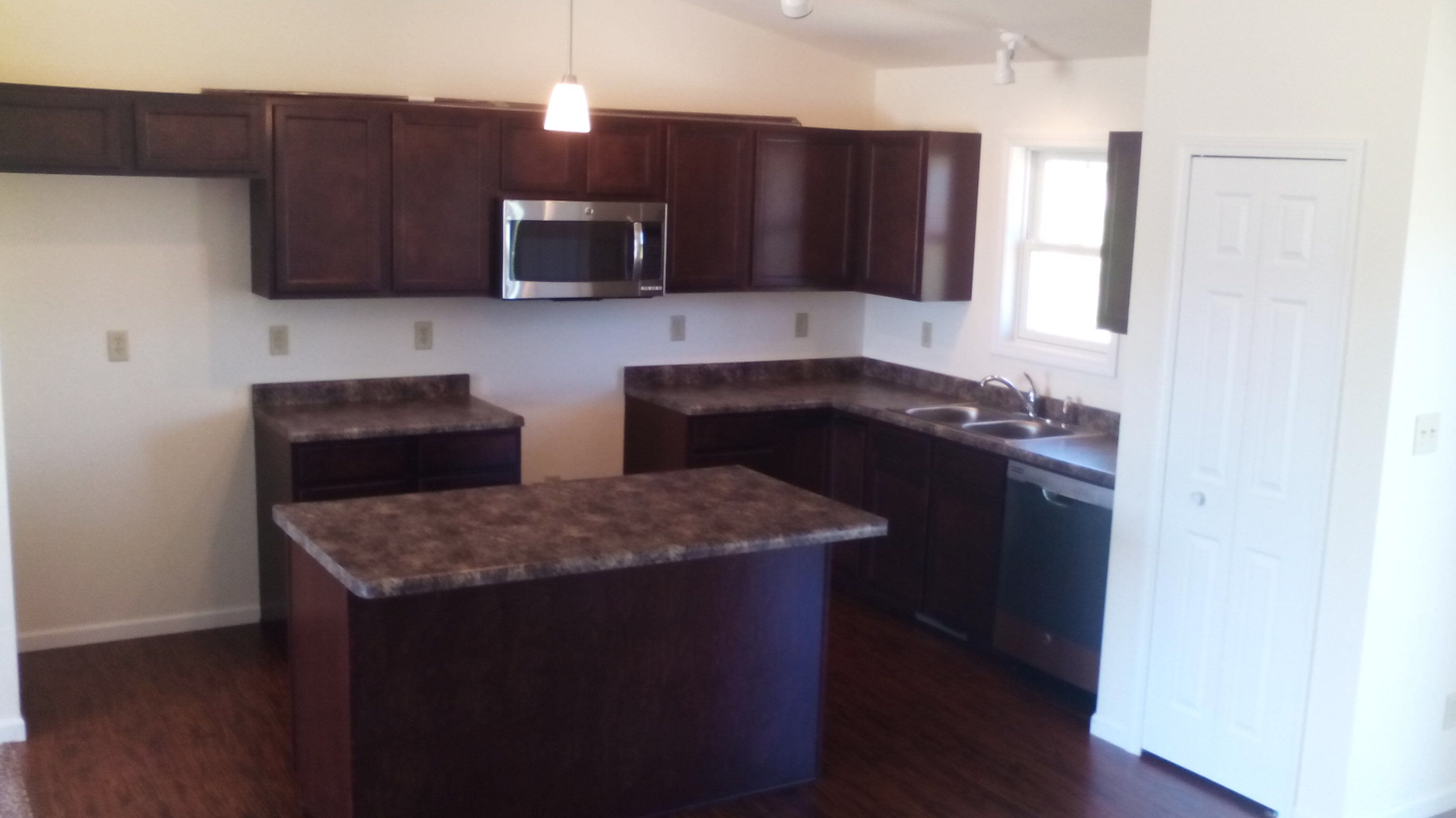 """Kitchen featured in the Dakota """"A"""" By Accent Homes Inc. in Gary, IN"""