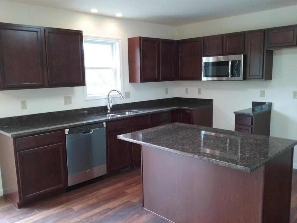 Kitchen featured in the Phillips By Accent Homes Inc. in Gary, IN