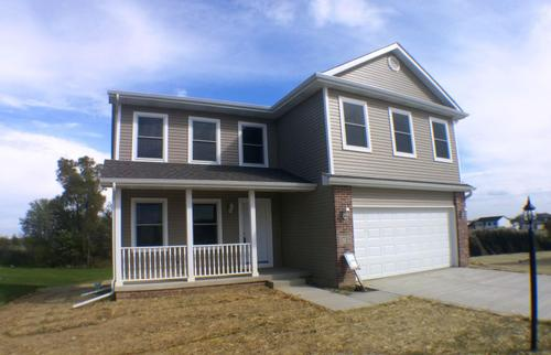 Freedom Springs by Accent Homes Inc. in Gary Indiana