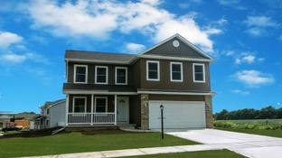 Irvington - Lake and Porter Counties: Merrillville, Illinois - Accent Homes Inc.