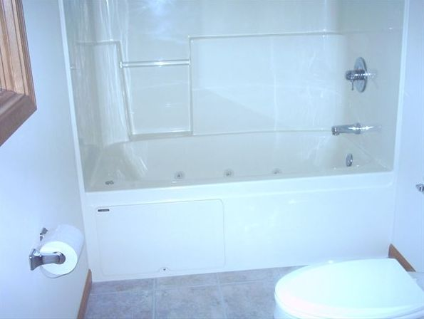 Bathroom featured in the Ashford By Accent Homes Inc. in Gary, IN