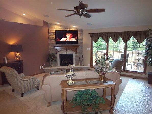 Living Area featured in the Hayden By Accent Homes Inc. in Gary, IN