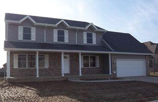 Phillips II - Monestary Woods: Cedar Lake, Indiana - Accent Homes Inc.