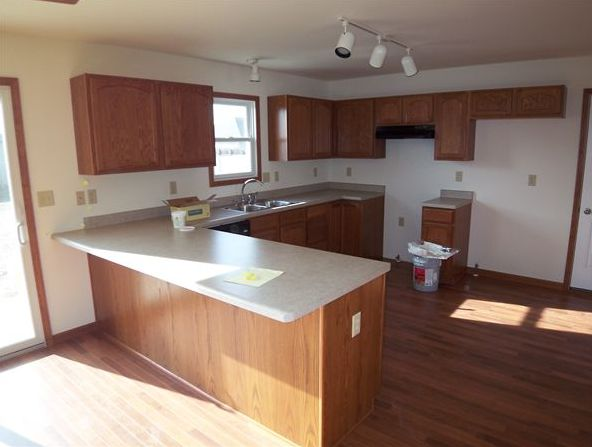 Kitchen featured in the Phillips II By Accent Homes Inc. in Gary, IN