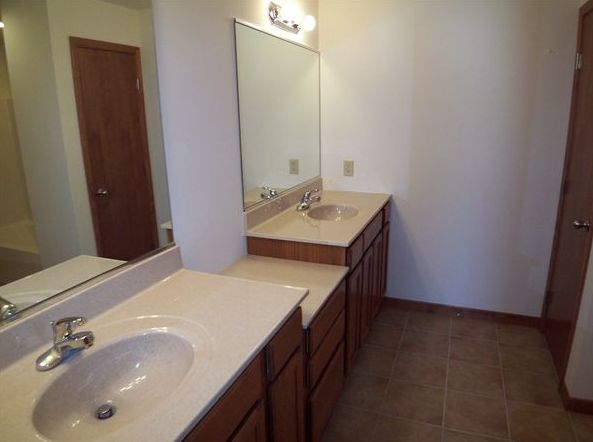 Bathroom featured in the Phillips II By Accent Homes Inc. in Gary, IN