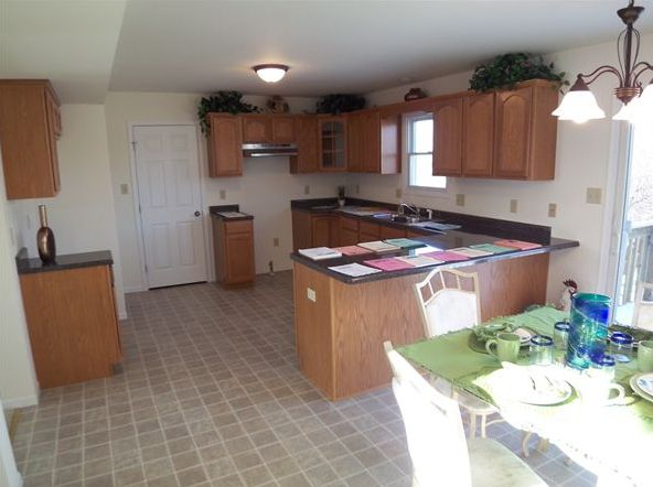 Kitchen featured in the Phillips III By Accent Homes Inc. in Gary, IN