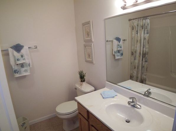 Bathroom featured in the Savoy By Accent Homes Inc. in Gary, IN