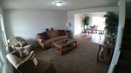 Greatroom-and-Dining-in-Irvington-at-Monestary Woods-in-Cedar Lake