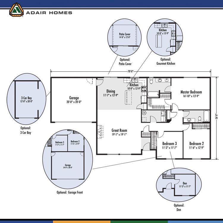 Odell Adair Home Floor Plans Adair Home Plans Ideas Picture