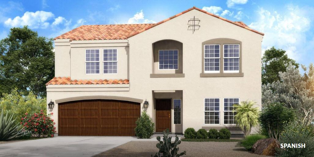 Exterior featured in The Jasper - Build On Your Land By Adair Homes in Phoenix-Mesa, AZ