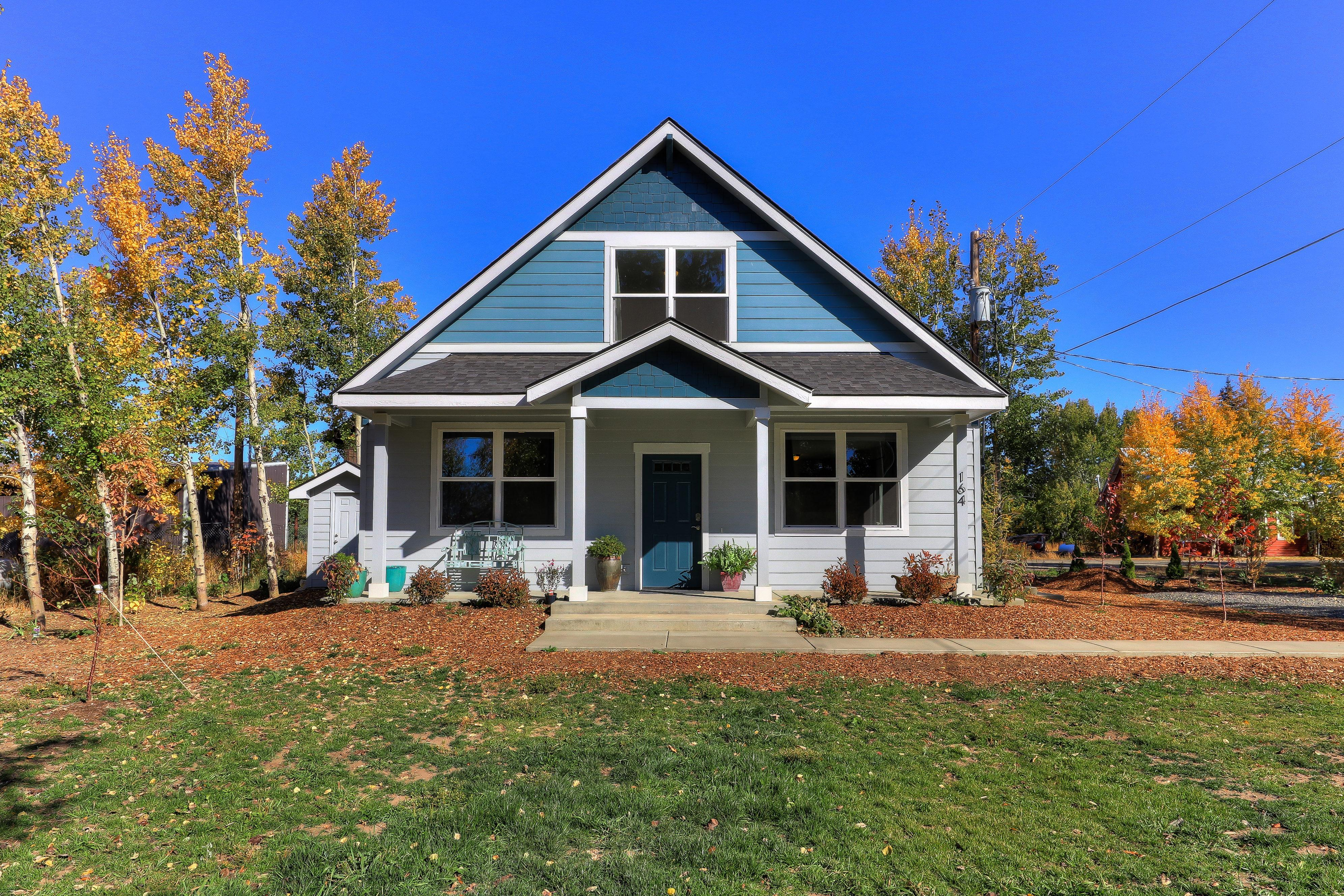 Exterior featured in The Cottonwood - Build On Your Land By Adair Homes in Bellingham, WA