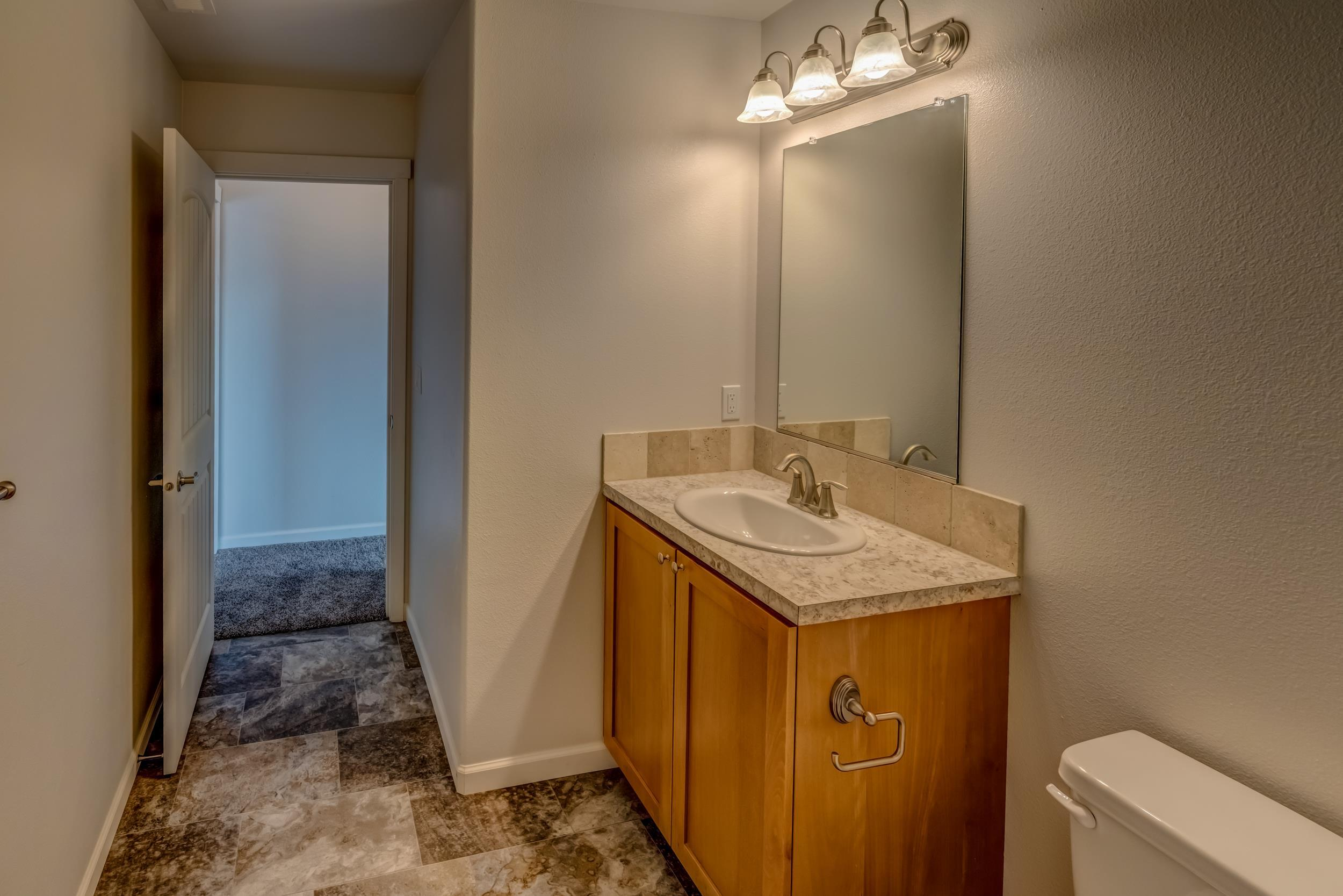 Bathroom featured in The Arcadia West - Build On Your Land By Adair Homes in Bellingham, WA