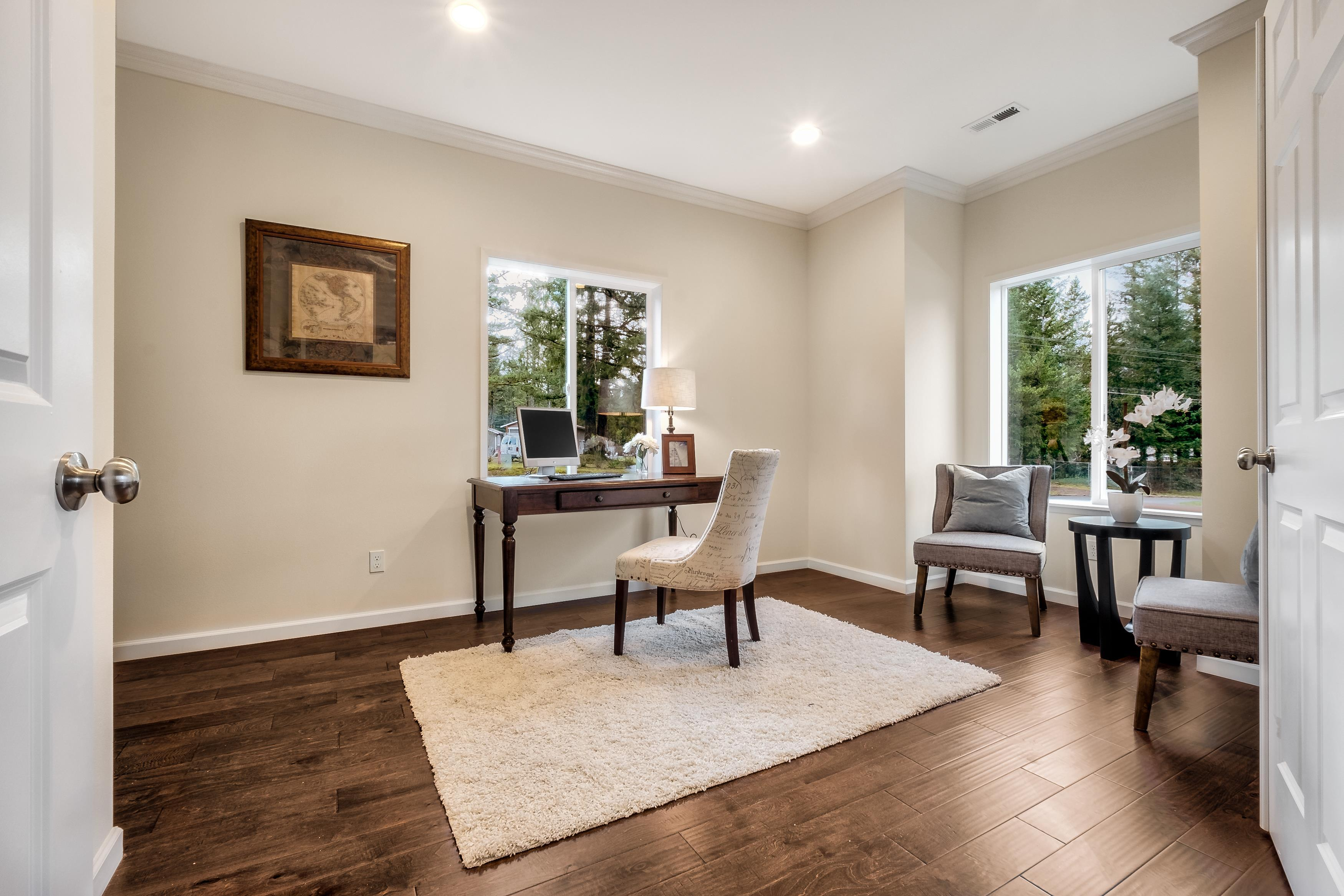 Living Area featured in The Ashland - Build On Your Land By Adair Homes in Medford-Ashland, OR