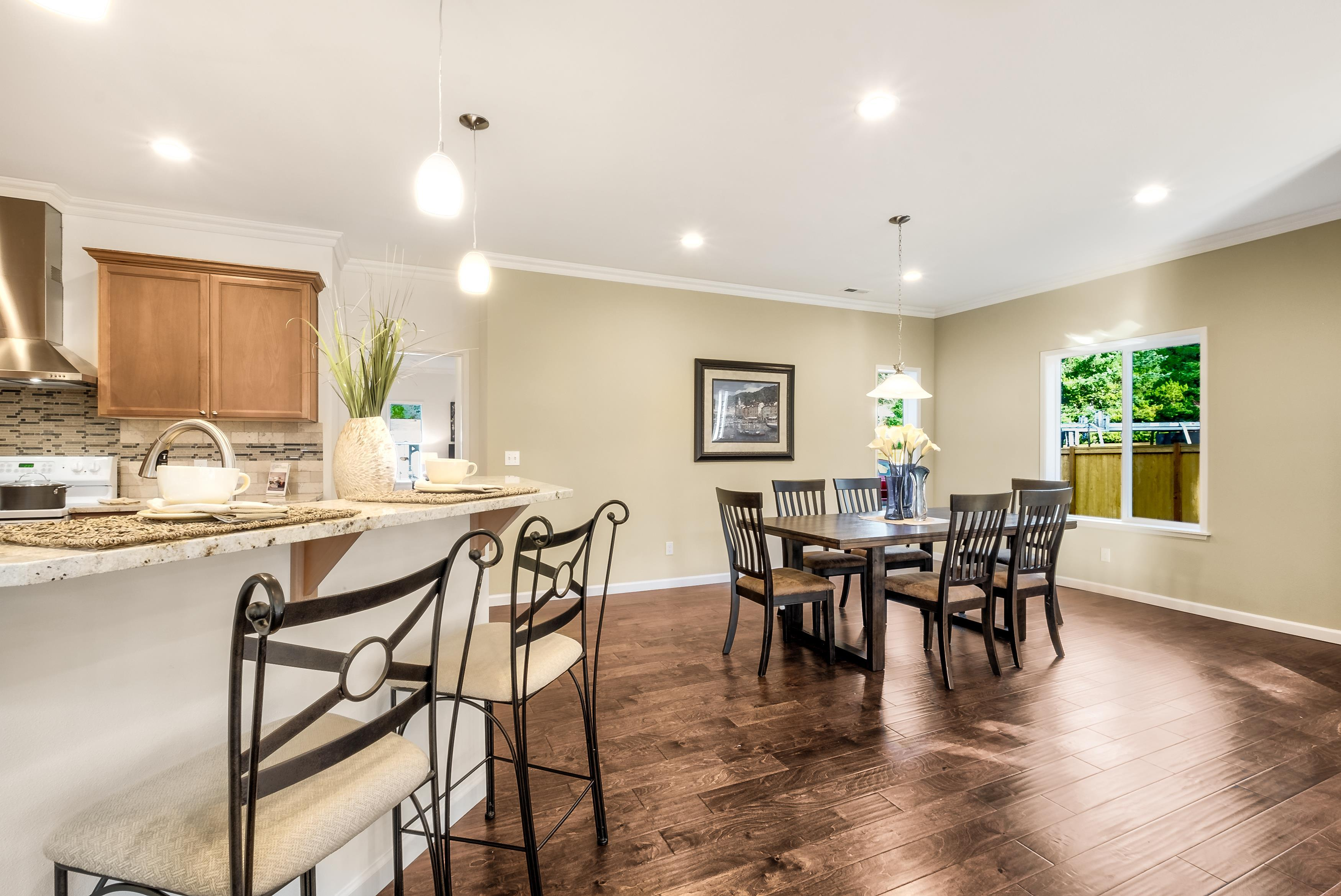 Kitchen featured in The Ashland - Build On Your Land By Adair Homes in Medford-Ashland, OR
