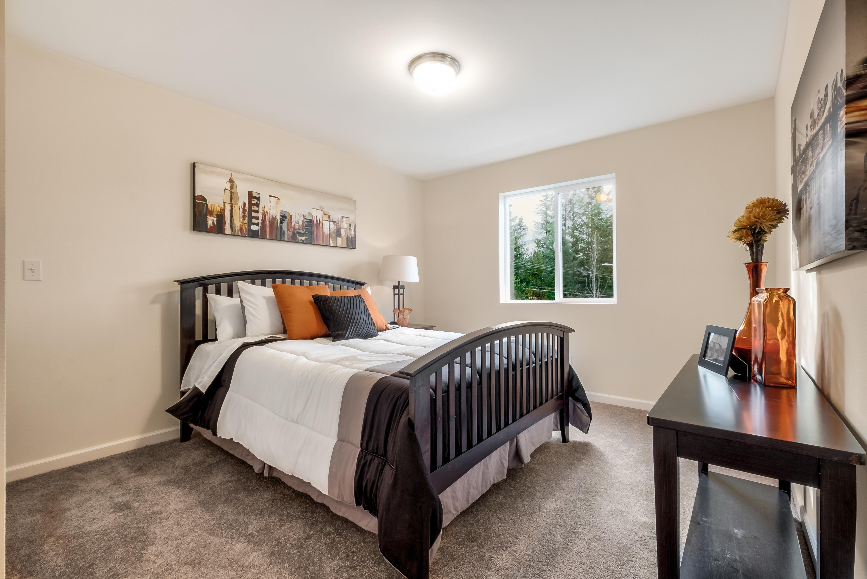 Bedroom featured in The Ashland - Build On Your Land By Adair Homes in Eugene-Springfield, OR