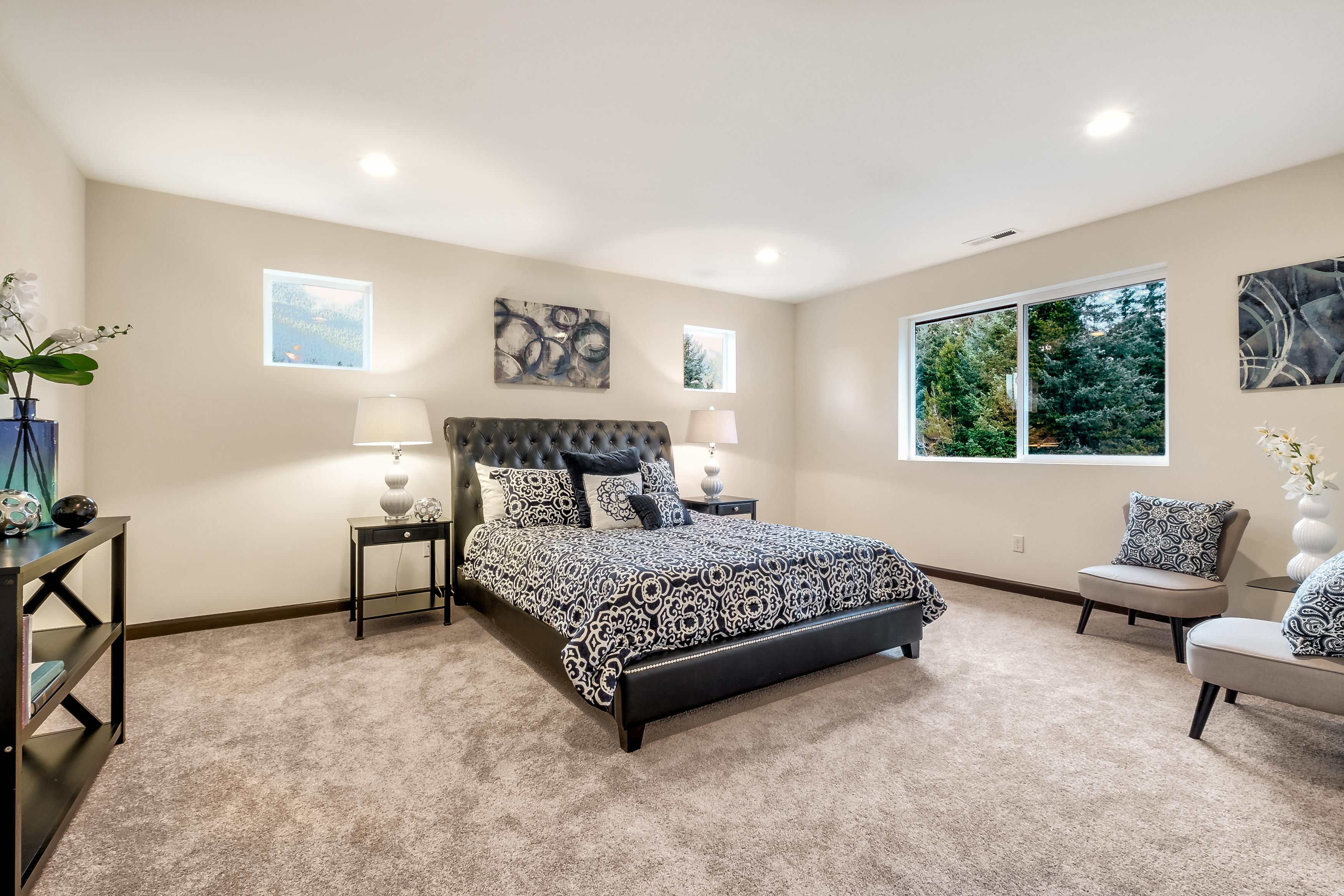 Bedroom featured in The Ashland - Build On Your Land By Adair Homes in Medford-Ashland, OR